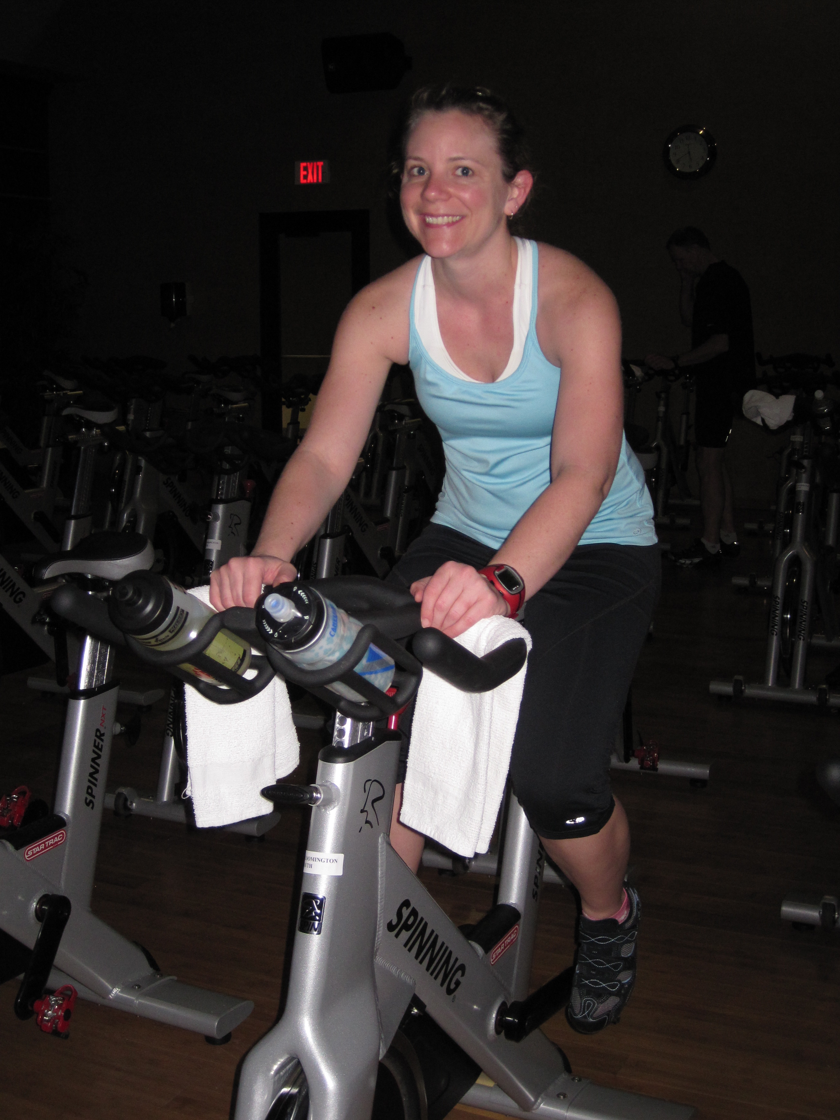 friend-mom-shows-panties A regular at group cycle. This mama's got it dialed in!